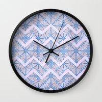 bleach Wall Clocks featuring Beach Bleach by Truly Juel