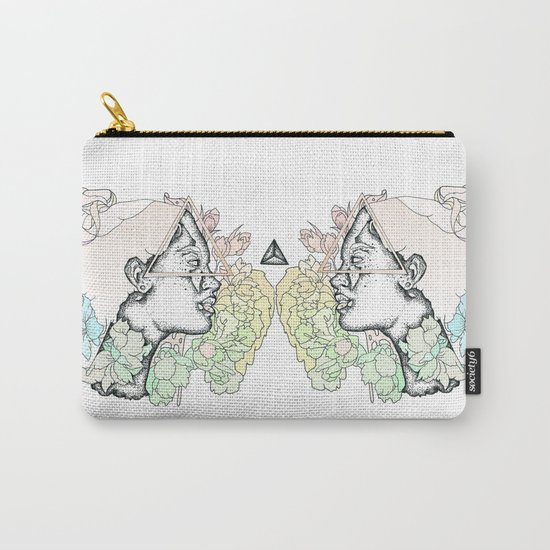 p a s t e l Carry-All Pouch