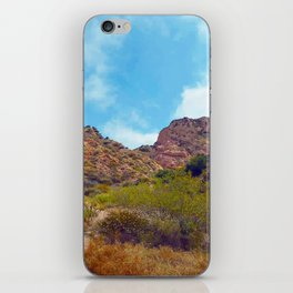 Rugged Trail iPhone Skin