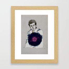 The Third Star Framed Art Print