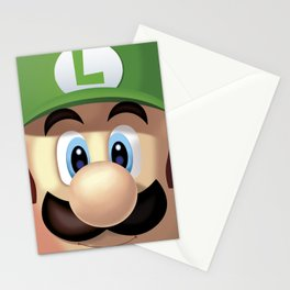 Luigi Stationery Cards