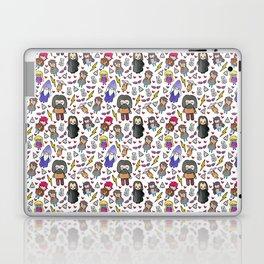 Wizards Laptop & iPad Skin