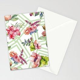 Flowers Days Stationery Cards