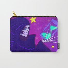 Grim Reaper Space and Time Carry-All Pouch