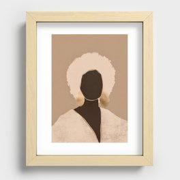 Patricia Recessed Framed Print
