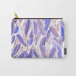 Growth Violet Carry-All Pouch