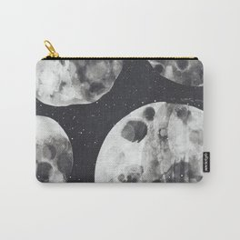 Moons Carry-All Pouch