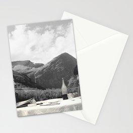 Collage Une femme est une femme - Jean Luc Godard  (1961) Stationery Cards