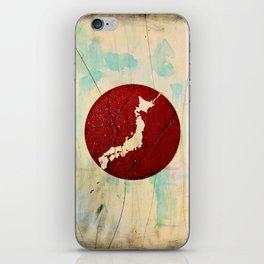 To Japan iPhone Skin