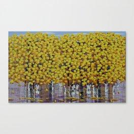 Hello Autumn 2 Canvas Print