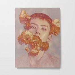 Aphrodite Fragrance | Sehun Metal Print