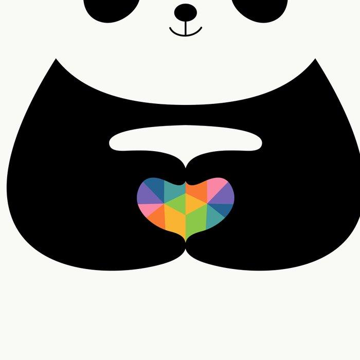 Panda Love Leggings
