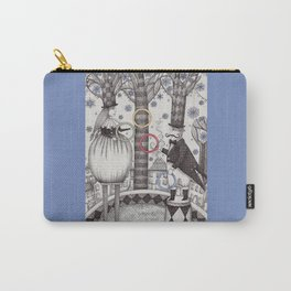 Winter Circus Carry-All Pouch