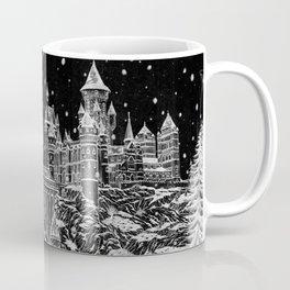 Holiday at Hogwart Coffee Mug