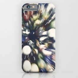 Vintage Glass Marbles Abstract 1 iPhone Case