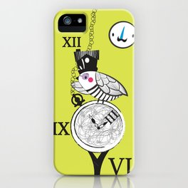 Crazy cuckoo  iPhone Case