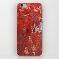 calendars iPhone & iPod Skins featuring Haglaz - Runes Series by Fernando Vieira