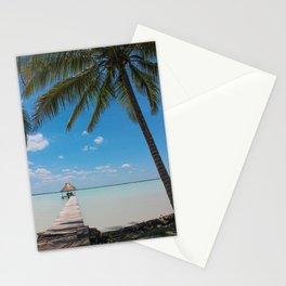 Belize Paradise Stationery Cards