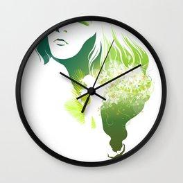 The Summer Wall Clock