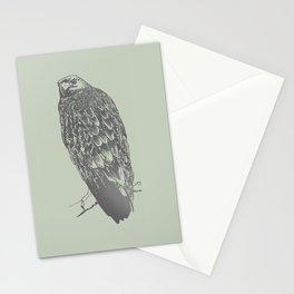 Woodland sage - eagle  Stationery Cards
