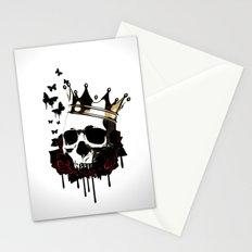 El Rey de la Muerte Stationery Cards
