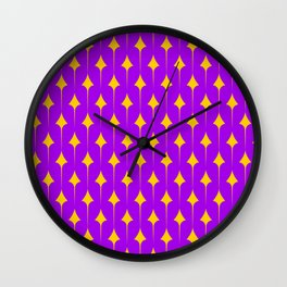 Izzy Brights No.7 Wall Clock
