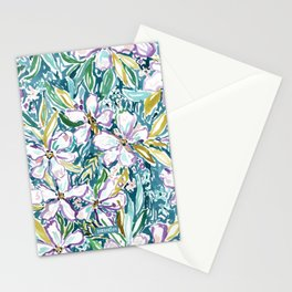 MONTEREY FLORAL Stationery Cards