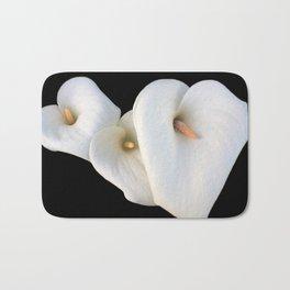 Three Lilies Bath Mat