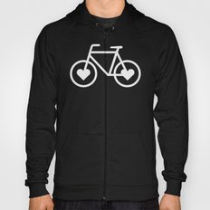 Ride Your Heart Out -  Bike Bicycle Love Hoody