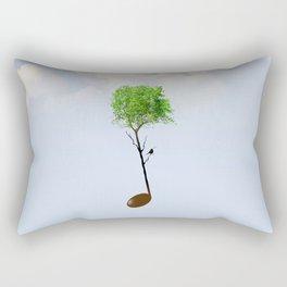 Music tree Rectangular Pillow