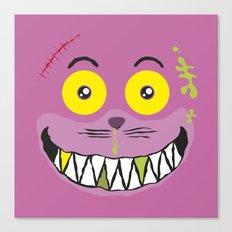 Smilezz / Cheshire Cat Canvas Print