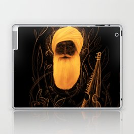 Baba Laptop & iPad Skin