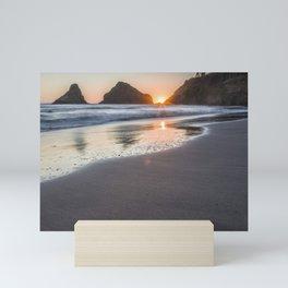 Setting Sun, No. 1 Mini Art Print
