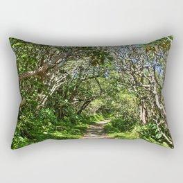 Craggy Gardens Walkway Rectangular Pillow