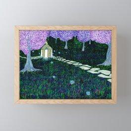 Fairytale Forest Framed Mini Art Print