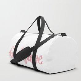 Be Brave Duffle Bag