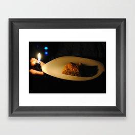Baklava Framed Art Print