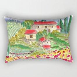 Tuscan Rectangular Pillow