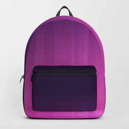 Gradient Colors of Pink Backpack