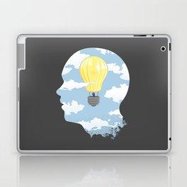Bright Idea Laptop & iPad Skin