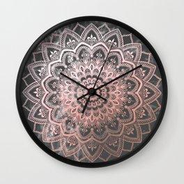 Pleasure Silence Wall Clock