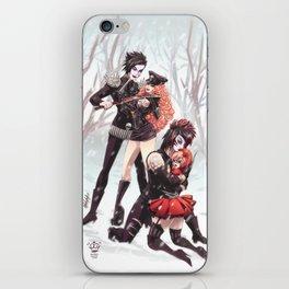 Blood on the Dance Floor - Unforgiven iPhone Skin