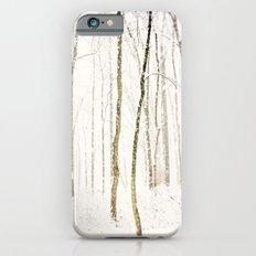 Snowy Trail iPhone 6s Slim Case