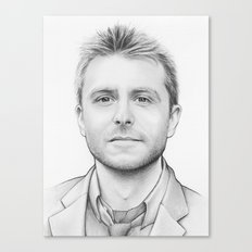 Chris Hardwick Canvas Print