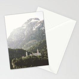 Neuschwanstein Fairytales - Landscape Photography Stationery Cards