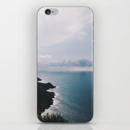 Donostia / San Sebastián Coast, Spain iPhone Skin