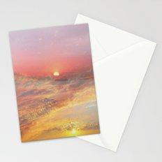 Sunrise & Sunset Stationery Cards