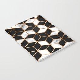 Marble & Geometry 005 Notebook