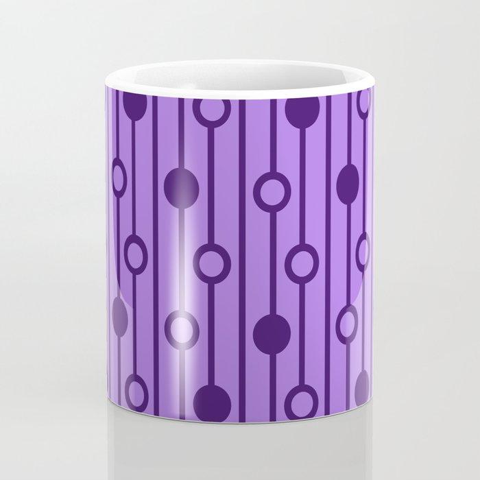Purple Equation Coffee Mug