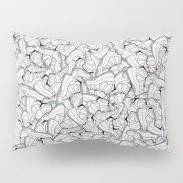 "Air Jordan 6 ""Legend Blue"" Collage Print Pillow Sham"